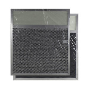Aluminum Mesh Grease Charcoal Carbon Combo Lens Range Hood Filter