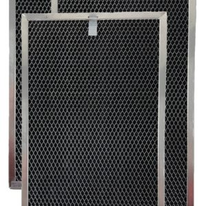 3 Pack Charcoal Carbon Range Hood Filters