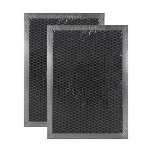 2 Charcoal Carbon Microwave Oven Filter Replacements
