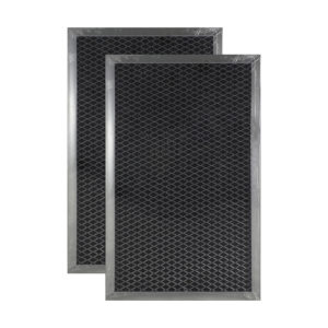 (2 Filters) Charcoal Carbon Microwave Oven Filters