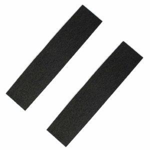 (2 Filters) Charcoal Carbon Fiber Media Pads